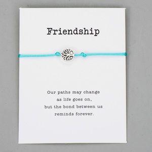 Jewelry - Tree of Lie Friendship Bracelet